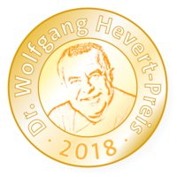 Dr. Wolfgang Hevert Prize 2018